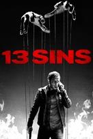13 Sins - DVD cover (xs thumbnail)