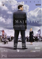 The Majestic - Australian DVD movie cover (xs thumbnail)