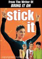 Stick It - DVD cover (xs thumbnail)