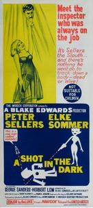 A Shot in the Dark - Australian Movie Poster (xs thumbnail)
