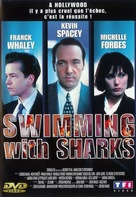 Swimming with Sharks - French Movie Cover (xs thumbnail)