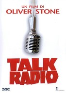 Talk Radio - Italian Movie Cover (xs thumbnail)