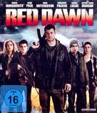 Red Dawn - German Movie Cover (xs thumbnail)
