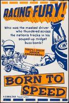 Born to Speed - Movie Poster (xs thumbnail)