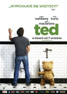 Ted - Polish Movie Poster (xs thumbnail)