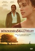 Pride & Prejudice - Hungarian DVD movie cover (xs thumbnail)