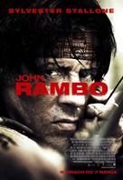 Rambo - Polish Movie Poster (xs thumbnail)