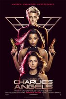 Charlie's Angels - Danish Movie Poster (xs thumbnail)