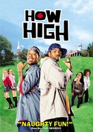 How High - DVD cover (xs thumbnail)