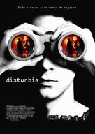 Disturbia - Spanish Movie Poster (xs thumbnail)