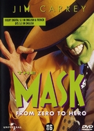 The Mask - Dutch Movie Cover (xs thumbnail)