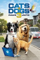 Cats & Dogs 3: Paws Unite - Video on demand movie cover (xs thumbnail)
