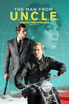 The Man from U.N.C.L.E. - Belgian Movie Cover (xs thumbnail)