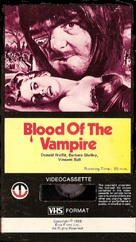 Blood of the Vampire - Movie Cover (xs thumbnail)