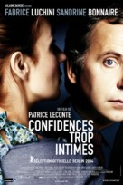 Confidences trop intimes - Belgian Movie Poster (xs thumbnail)