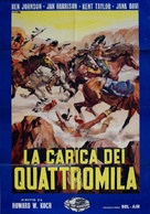 Fort Bowie - Italian Movie Poster (xs thumbnail)