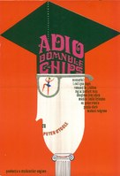 Goodbye, Mr. Chips - Romanian Movie Poster (xs thumbnail)