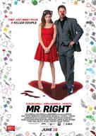 Mr. Right - Australian Movie Poster (xs thumbnail)
