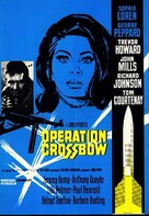 Operation Crossbow - Movie Poster (xs thumbnail)