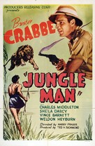 Jungle Man - Movie Poster (xs thumbnail)