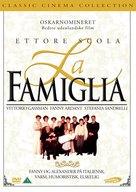 La famiglia - Danish DVD movie cover (xs thumbnail)