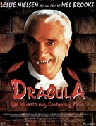 Dracula: Dead and Loving It - Spanish Movie Poster (xs thumbnail)