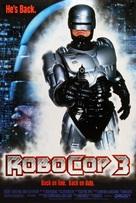 RoboCop 3 - Movie Poster (xs thumbnail)