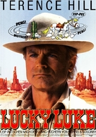 Lucky Luke - German Movie Poster (xs thumbnail)