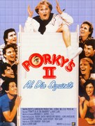 Porky's II: The Next Day - Spanish Movie Poster (xs thumbnail)