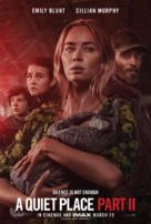 A Quiet Place: Part II - British Movie Poster (xs thumbnail)