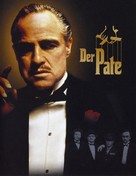 The Godfather - German DVD movie cover (xs thumbnail)