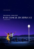 La La Land - French Movie Poster (xs thumbnail)