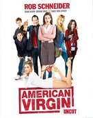 American Virgin - Swedish Movie Cover (xs thumbnail)