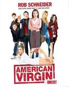 American Virgin - Swedish Movie Cover (xs thumbnail)