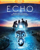 Earth to Echo - French Blu-Ray movie cover (xs thumbnail)