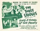 Sing a Song of Six Pants - Movie Poster (xs thumbnail)
