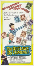 The Outlaws Is Coming - Movie Poster (xs thumbnail)
