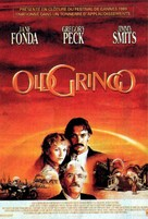 Old Gringo - French Movie Poster (xs thumbnail)