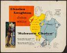 Hobson's Choice - Movie Poster (xs thumbnail)