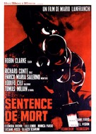 Sentenza di morte - French Movie Poster (xs thumbnail)