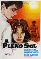 Plein soleil - Spanish Movie Poster (xs thumbnail)