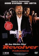 Revolver - Turkish DVD cover (xs thumbnail)