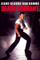 Death Warrant - DVD movie cover (xs thumbnail)