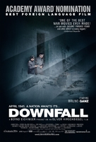 Der Untergang - Movie Poster (xs thumbnail)