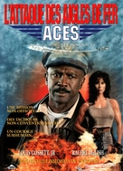 Aces: Iron Eagle III - Canadian DVD movie cover (xs thumbnail)
