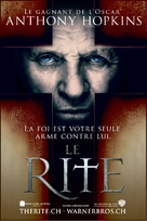 The Rite - Swiss Movie Poster (xs thumbnail)