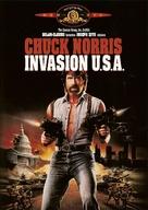 Invasion U.S.A. - DVD cover (xs thumbnail)