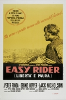 Easy Rider - Italian Movie Poster (xs thumbnail)