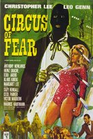 Circus of Fear - British Movie Poster (xs thumbnail)
