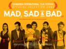 Mad Sad & Bad - British Movie Poster (xs thumbnail)